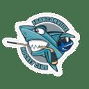 Logo les requins de Franconville